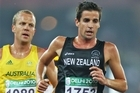 Adrian Blincoe and Nick Willis will both feature in the 1500m final. Photo / Getty Images