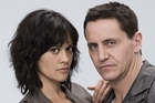 Miriama McDowell and Charles Mesure star in the final of <i>This Is Not My Life</i>, tonight on TV One. Photo / Supplied
