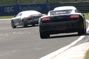 Polyphony Digital has again delayed its acclaimed driving simulator Gran Turismo 5.