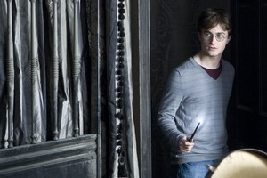 Harry Potter fans will only see Daniel Radcliffe in two dimensions when the first half of 'Deathly Hollows' is released. Photo / Supplied