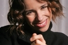 Hard-working and talented British actress Sally Hawkins has found she has to work hard at her off-screen persona. Photo / AP