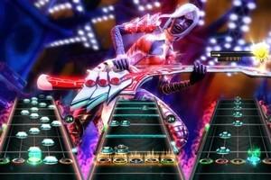 Guitar Hero: Warriors of Rock. Photo / Supplied