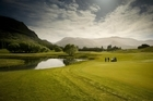 Coronet Nine golf course has some of the best scenery in the country. Photo / Supplied