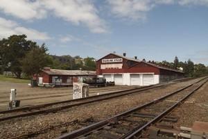 The Mainline Steam building in Parnell. Photo / Nicholas Stevens.