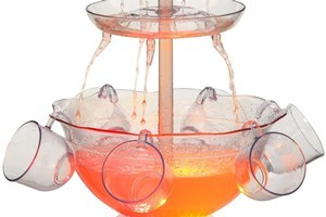 Kmart drink fountain, $22.00. Photo / Supplied