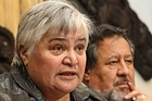 Maori Party co-leaders Tariana Turia and Dr Pita Sharples. Photo / Mark Mitchell
