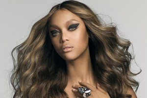 Tyra Banks of America's Next Top Model. Photo / Supplied