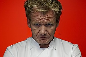 Gordon Ramsay had arranged to attend two charity dinners in NZ. Photo / Supplied