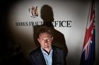 Adam Feeley, chief executive of the Serious Fraud Office. Photo / Brett Phibbs
