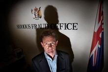 Adam Feeley, chief executive of the Serious Fraud Office. Photo / Brett Phibbs