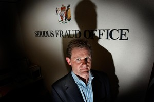 Adam Feeley's investigation into Allan Hubbard seems to have run out of steam. Photo / Brett Phibbs