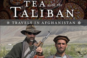 Tea with the Taliban: Travels in Afghanistan by Ian D. Robinson. Photo / Supplied