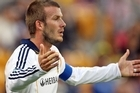 David Beckham. Photo / Getty Images