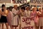 Women battle for work rights in 1960s Britain. Starring Sally Hawkins, Andrea Riseborough, Bob Hoskins, Geraldine James, Jaime Winstone.