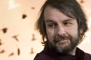 Sir Peter Jackson. File photo / Mark Mitchell