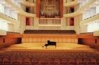 Lucerne Concert Hall, Switzerland. Photo / Supplied