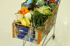 Food prices rose 2.4pc in the September quarter, says Statistics NZ. Photo / Martin Sykes