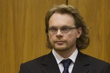 Clayton Weatherston who was convicted of the murder of Dunedin woman Sophie Elliott in the Christchurch High Court. File Photo / APN