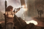 Fable III, created by legendary British game developer Peter Molyneux, below, shakes up the franchise. Photo / Supplied