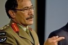 Lieutenant General Jerry Mateparae. Photo / NZ Herald