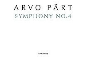 Arvo Part's  Symphony 4 . Photo / Supplied.