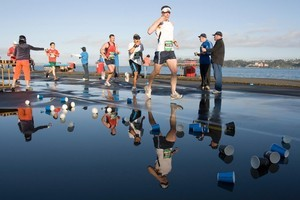 Competitors in last year's Auckland City Marathon. Photo / Paul Estcourt.