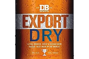 DB Export Dry. Photo / Supplied