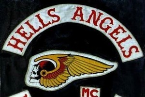 Hells Angels have sued in the past to stop use of their 'Death Head' logo. Photo / Supplied