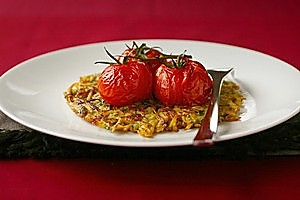 Slow-roasted tomatoes can be a delicious addition to a dish. Photo / New Zealand Herald