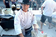 Sensations for your senses at the Tauranga Moana Seafood Festival. Photo / Bay of Plenty Times