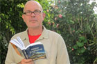 Guidebook author Brett Atkinson says part of researching is talking to tourists and locals alike. Photo / Supplied