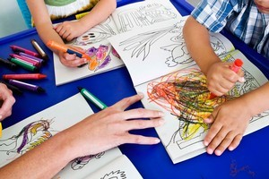 The 20 hours of free care for three- and four-year-old New Zealanders is one of the initiatives being looked at by the taskforce reviewing the effectiveness of spending in the early childhood education sector. Photo / Thinkstock