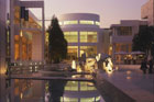 The Getty Centre houses the Getty collection of antiquities. Photo / Supplied