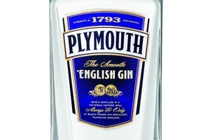 Plymouth Gin. Photo / Supplied