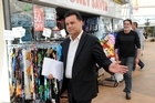 Matt McCarten intends to put the blowtorch on Labour by contesting the byelection. Photo / NZPA