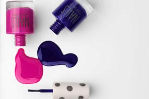 Topshop nail polish. Photo / Supplied