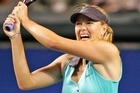 Will Maria Sharapova be gracing the Auckland courts. Photo / Getty Images