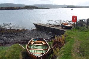 Scotland's Isle of Skye has made Conde Nast Traveler's list of Europe's top island destinations. Photo / Wikimedia Commons image by Bob Jones