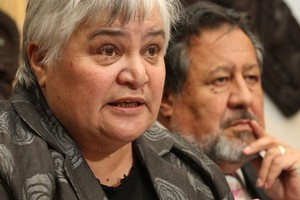 Maori Party co-leaders Tariana Turia and Pita Sharples. File photo / Mark Mitchell