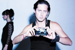 Carl Barat's new self-titled debut album. Photo / Supplied