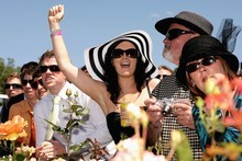 Kiwis are set to join in on the Melbourne Cup Day mayhem. Photo / Getty Images