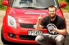 Ben Harper, TomTom's 'Voice of New Zealand'. Photo / Supplied