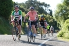 The Lake Rotorua fun ride is over 42km but advanced riders can take the 84km option. Photo / Supplied