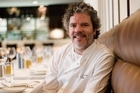 Peter Gordon will have New Zealand lamb and wines at his new London restaurant. Photo / Dean Purcell
