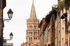 Toulouse, France's fourth-largest city, has wonderful architecture, like the Basilica of St. Sernin, to admire. Photo / Creative Commons from Flickr