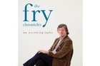 Book cover of <i>The Fry Chronicles</i>. Photo / Supplied.