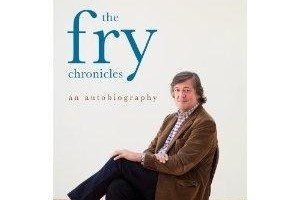 Book cover of  The Fry Chronicles . Photo / Supplied.