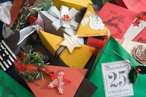 Crafty wrappings. Photo / Paul Estcourt