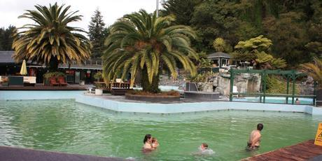 DeBretts Thermal Pools. Photo / Supplied