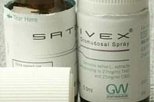 Sativex. Photo / Supplied.